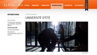 Université d'été de la Femis: rencontre avec Abdoulaye Babale, Linda Diatta et Thierry Ndikuriyo