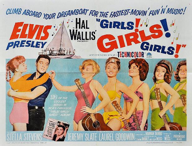 Affiche promotionnelle du film « Des filles des filles des filles ».