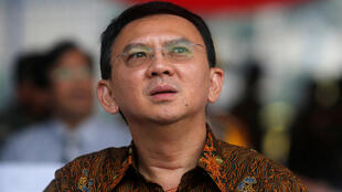 Basuki Tjahaja Purnama, en Yakarta, Indonesia, el 17 de abril de 2017.