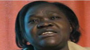 Emma Kaliya, présidente malawite du réseau d'ONG pour l'égalité des genres.