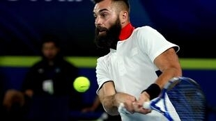 Benoit Paire barred from Olympics over outbursts