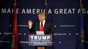 Donald Trump, Presidente dos Estados Unidos em Dezembro de 2019