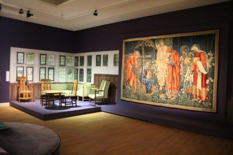 دکور قرن نوزدهم، موزه هنرهای زیبای روآن
