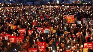 樸槿惠下台後,韓國政壇新總統將身兼重建秩序安撫民心 還要應對國際壓力的眾望