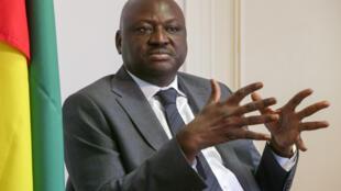 Aristides Gomes, antigo primeiro-ministro da Guiné-Bissau, refugiado na sede da UNIOGBIS em Bissau desde março 2020, com futuro incerto no término da missão da ONU a 11 de dezembro.