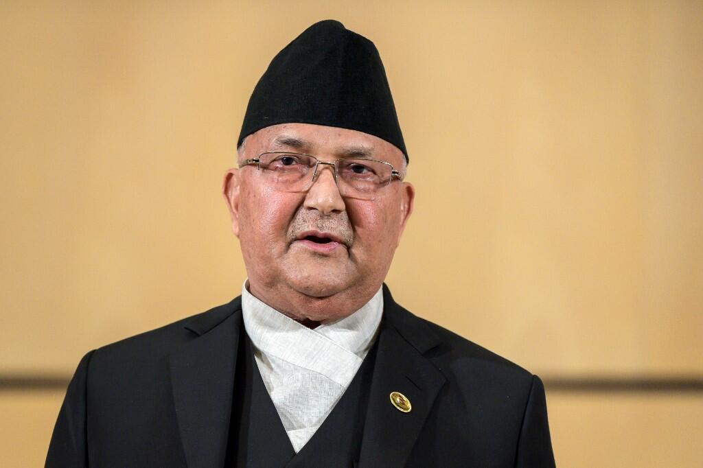 法廣存檔圖片:尼泊爾總理奧利 Image d'archive RFI: Le Parti communiste au pouvoir était rongé par des dissensions internes depuis plusieurs mois. Face à une divergence de points de vue, l'actuel Premier ministre, KP Sharma Oli, a décidé de dissoudre le Parlement.