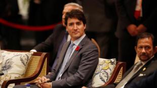 L'absence du Canada de Justin Trudeau à la table des négociations a fait beaucoup de déçus.