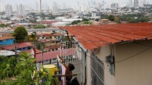 Panama, la capitale du Panama, le 1er mai 2019.