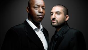 Oxmo Puccino et Ibrahim Maalouf, pour leur projet commun « Au pays d'Alice »