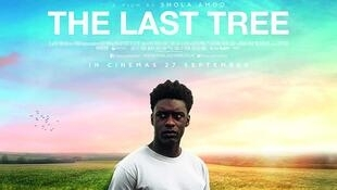 "Sam Adewunmi plays Femi in Shola Amoo's ""The Last Tree"" in competition at the Dinard Film Festival,September 2019"