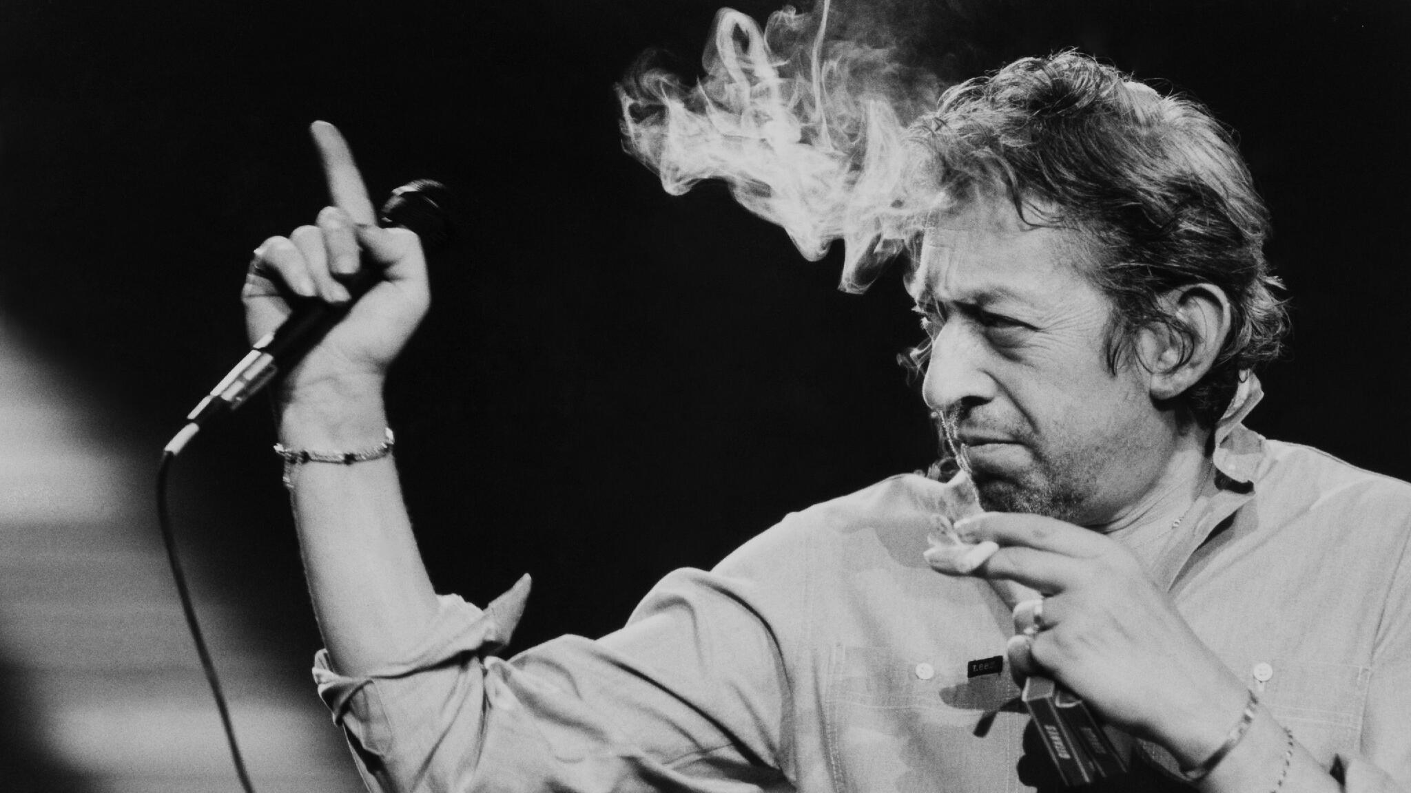 musique - Serge Gainsbourg 1985