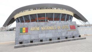 L'Arène nationale de lutte du Sénégal.