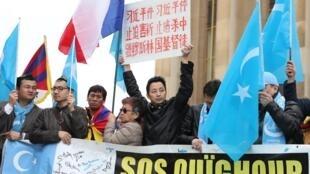 Uyghur-Ouighour