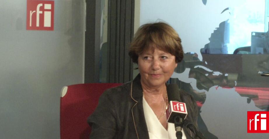 Patricia Adam.