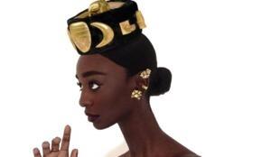 Loza Maléombho expose des selfies très remarqués sur les réseaux sociaux.