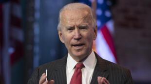 États-Unis  - Joe Biden
