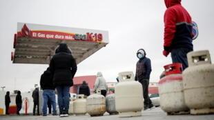 Mexico Winter Gas Energy