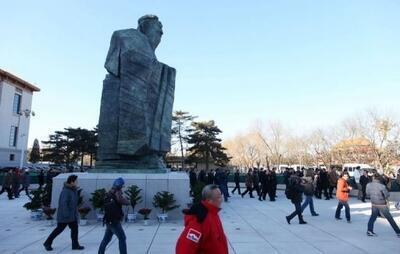 Tượng Khổng Tử