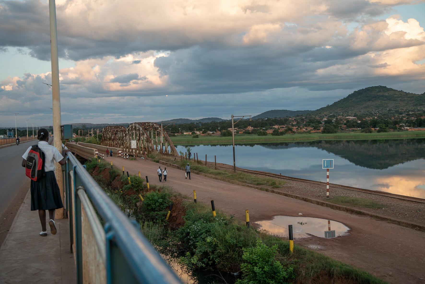 Le barrage de Busanga en RDC. (Image d'illustration)