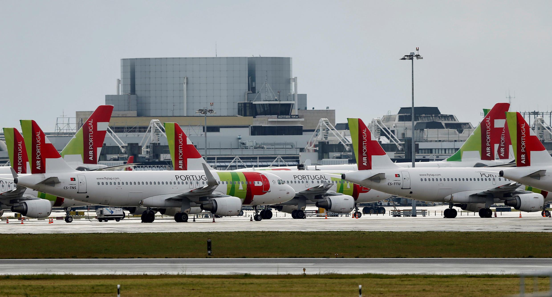 Entre 9 e 13 de abril, os aeroportos vão estar fechados ao tráfego de passageiros.