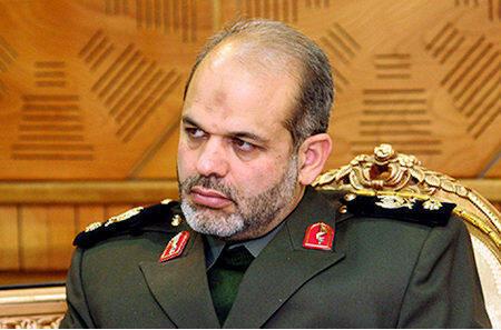 Ahmad Vahidi, o atual ministro da Defesa iraniano.