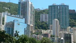 香港半山区