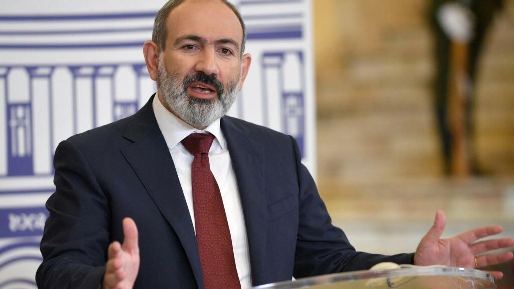 Arménie: Nikol Pachinian souhaite des troupes russes à la frontière avec l'Azerbaïdjan