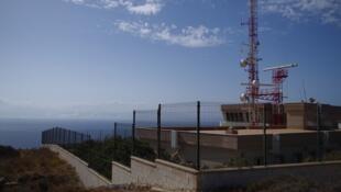 Le centre des garde-côtes de Tarifa, à la pointe sud de l'Espagne.