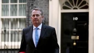 لیام فاکس، وزیر بازرگانی بین المللی دولت بریتانیا