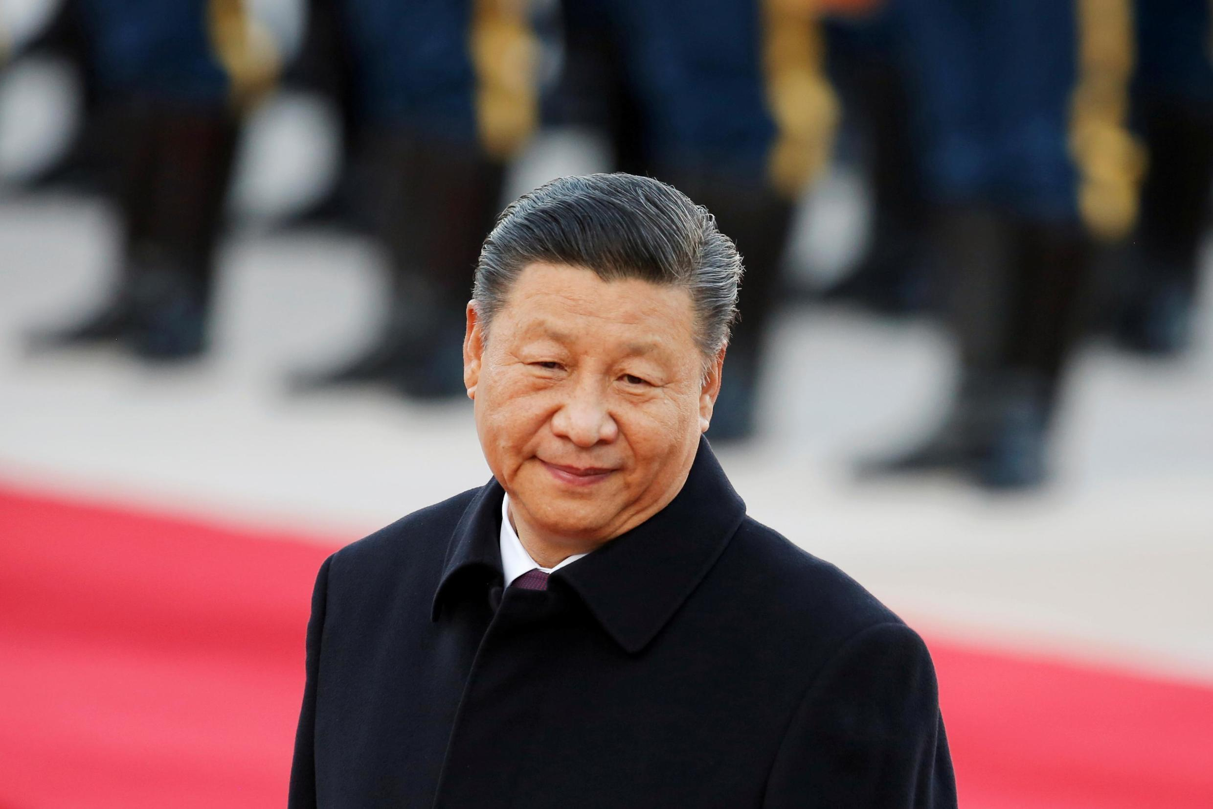 Chinese President and CCP party leader Xi Jinping
