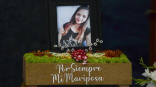 Nurse Keyla Martinez, 26, died after being arrested on Saturday for allegedly breaching a coronavirus curfew in Honduras