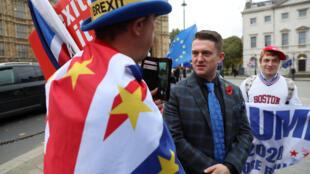 As perspectivas de uma cúpula entre britânicos e europeus para fechar um acordo sobre o Brexit são cada vez menores