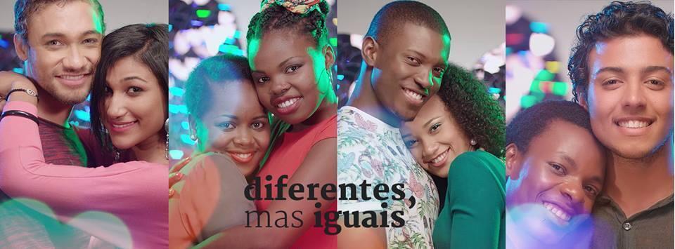 """""""Diferentes, mas iguais"""" nova campanha da associação moçambicana LAMBDA"""