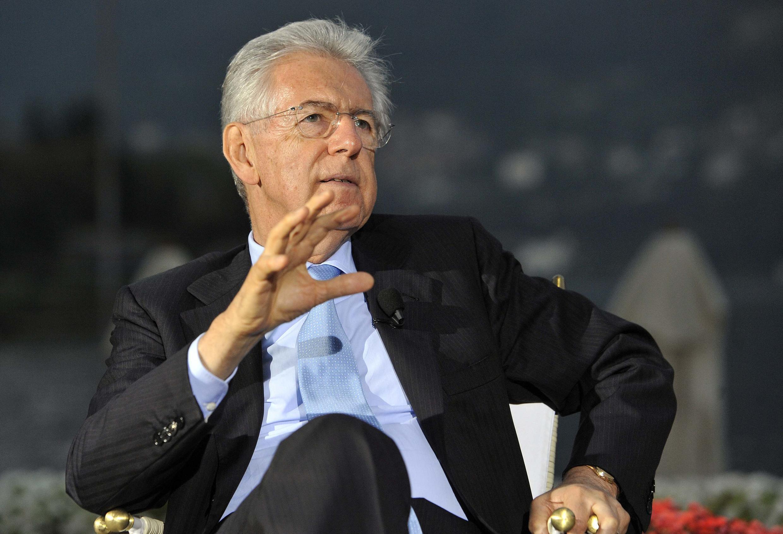 Firaministan kasar Italiya Mario Monti