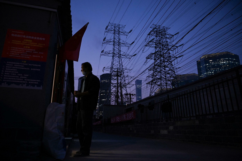 China eletricidade