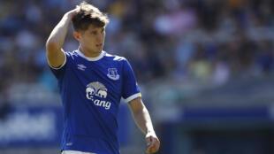 Mchezaji wa zamani wa Everton ambaye sasa amejiunga na klabu ya Manchester City