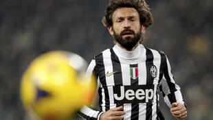 Former World Cup winner Andrea Pirlo won four Serie A titles with Juventus