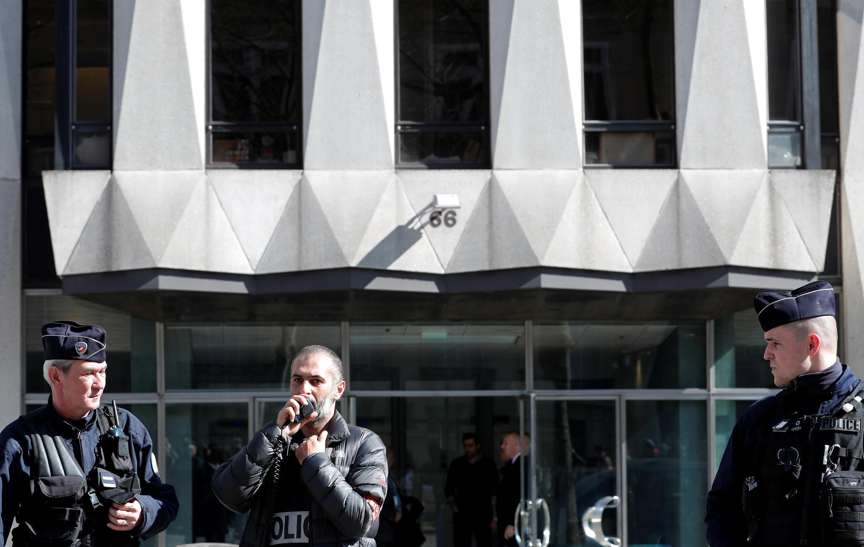 Ofishin asusun bayar da Lamuni na IMF da ke Paris na kasar Faransa