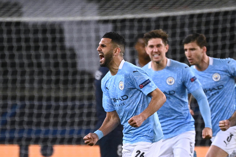 Riyad Mahrez - Manchester City - Futebol - Desporto - Inglaterra - Football - Liga dos Campeões - Ligue des Champions - Champions League
