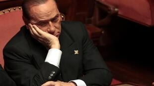Tsohon Fira Ministan Italiya Silvio Berlusconi