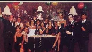 Billo's Caracas Boys celebra el fin de año.