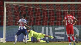 Futebol - Football - Desportivo das Aves - FC Porto - Liga Portuguesa - Zé Luís