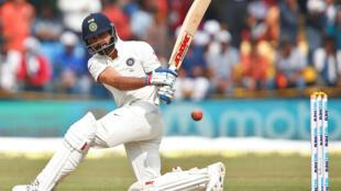 India's Virat Kohli scored 65 in the final ODI against New Zealand at Vizag.