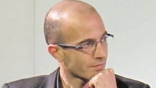 人類簡史和未來簡史作者尤瓦爾 赫拉利Yuval N Harari (資料圖片)