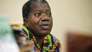 Le président par intérim du Front populaire ivoirien, Sylvain Miaka Ouretto.