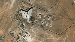 Saidnaya prison