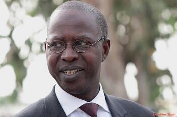 Le Premier ministre sénégalais, Mohamed Dionne