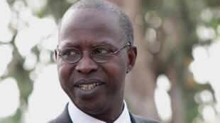 Le Premier ministre sénégalais, Mahammed Dionne