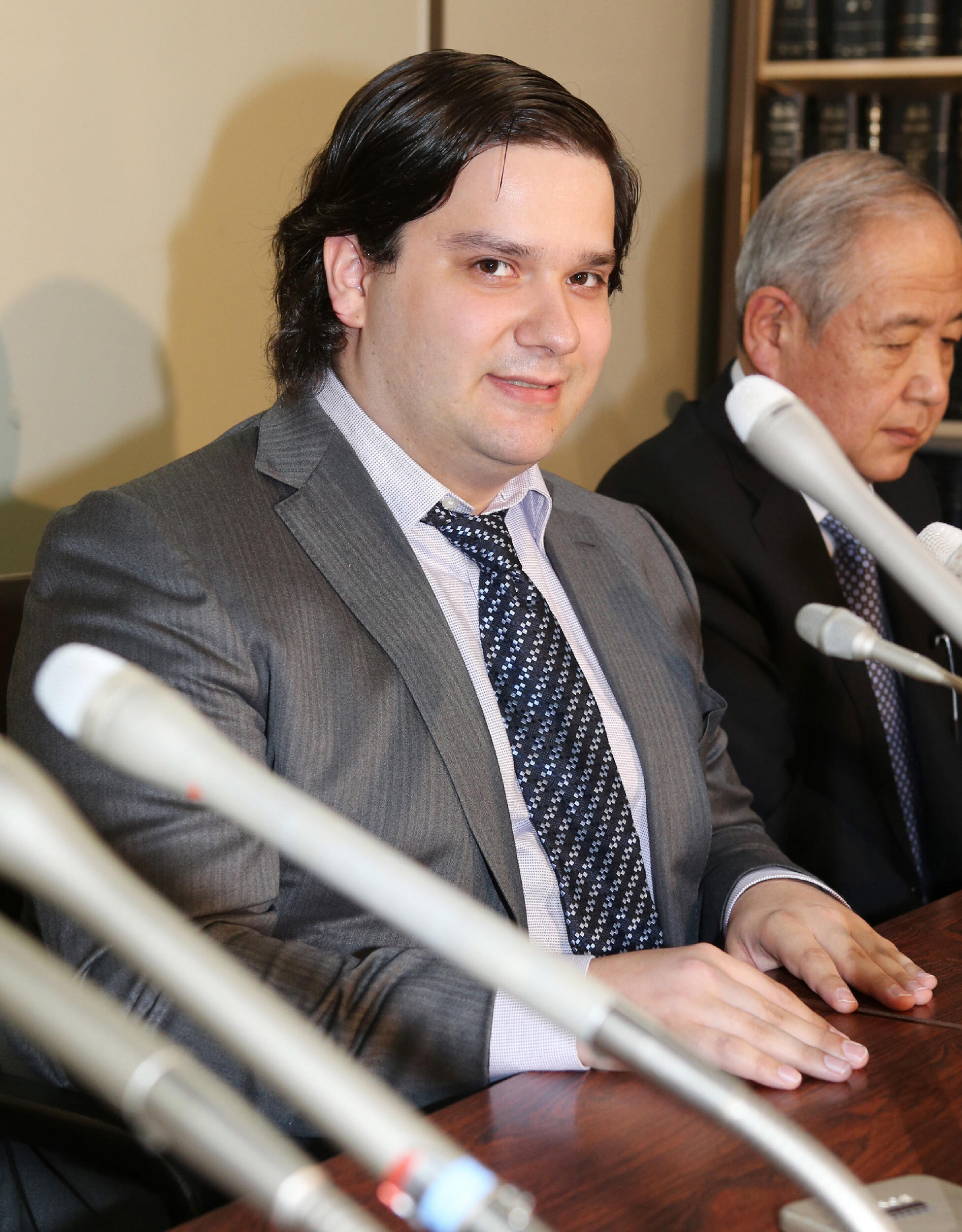 Mark Karpèles, former head of Tokyo-based MtGox, is being held and questioned by Japanese authorities