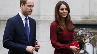 Kate Middleton et le Prince  William attendent leur bébé en mi-juillet.